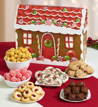 Home for the Holidays Treat Box