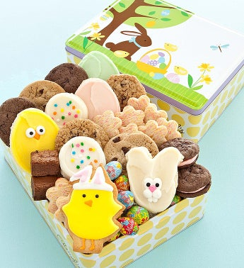 Cheryl's Easter Gift Tin Treats Asst