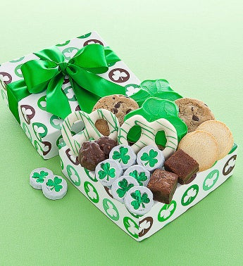 Cheryl's St Patricks Day Treats Gift Box