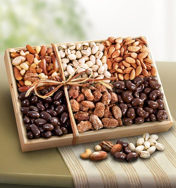 Copper Canyon Sweet & Savory Nuts Assortment