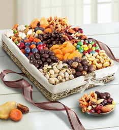 Premium Select Sweet & Savory Snack Tray