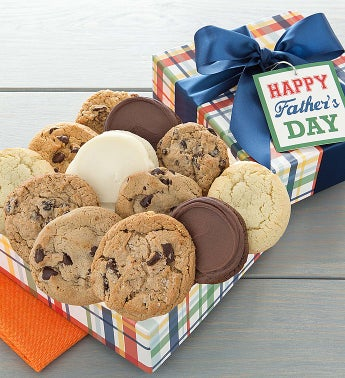 Cheryl's Father's Day Asst Cookie Gift Box-12ct