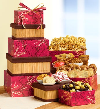 Ultimate Valentine Sweets Gift Tower