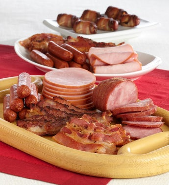 Weekend Brunch Smoked Breakfast Meats