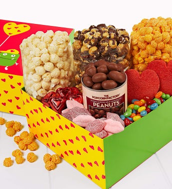 The Popcorn Factory® Valentine Monster Sampler
