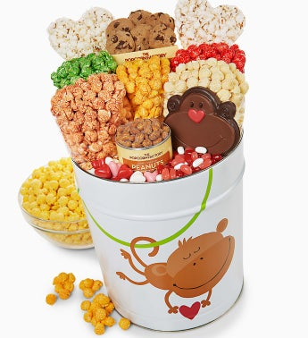The Popcorn Factory® Monkey Love Dlx Snack Asst