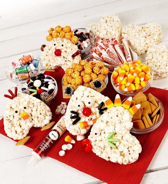 The Popcorn Factory® Heart Decorating Kit