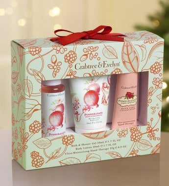 Crabtree & Evelyn® Pomegranate Little Luxuries