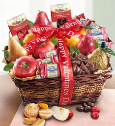 Send Valentine S Day Gift Baskets 1800baskets Com
