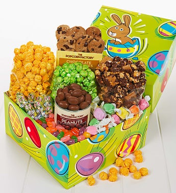 The Popcorn Factory® Egg-Ceptional Easter Sampler