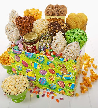 The Popcorn Factory® Egg-Ceptional Jumbo Sampler