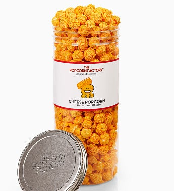 Popcorn Factory Cheese Canister 4.5 oz