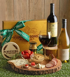 Father's Day Lucca & Sons Sausage & Cheese Box