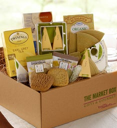 Tea For You Market Box