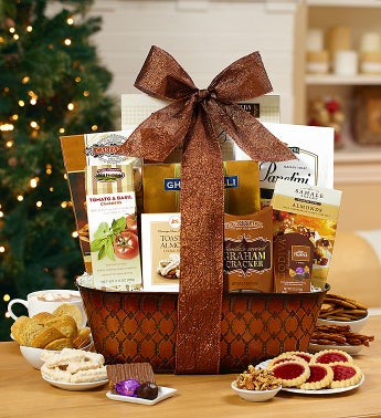 Taste of  Elegance Gift Basket