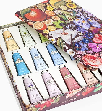 Crabtree & Evelyn® Hand Therapy Paint Tin Box