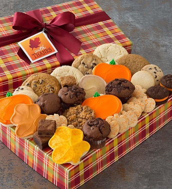Cheryl's Autumn Bakery Assortment
