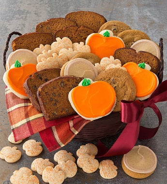 Cheryl's Pumpkin Lovers Basket