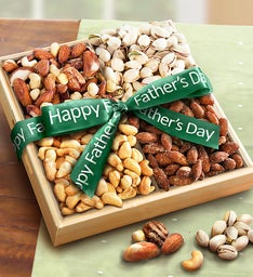 Dad's Favorite Premium Nut Assortment