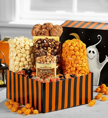 The Popcorn Factory® Giant Boo Sampler Box