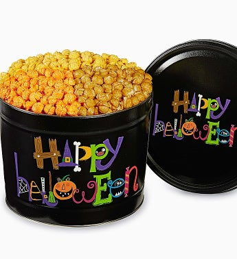 Popcorn Factory® Happy Halloween Tin