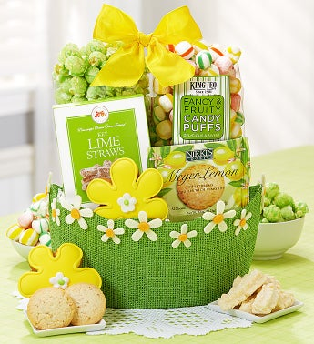 Spring Has Sprung Sweets Basket