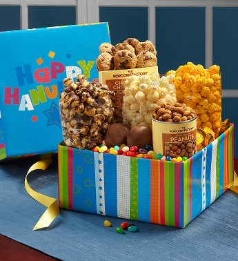The Popcorn Factory® Happy Hanukkah Sampler