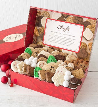 Cheryl's Holiday Bakery Box