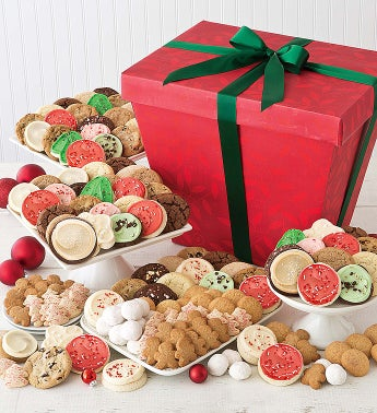Cheryl's Holiday Cookie Goodie Box