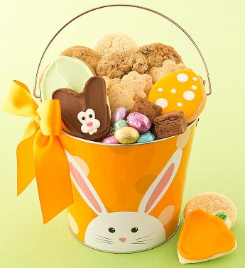 Cheryl's Easter Pail With Treats