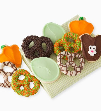 Cheyl's Easter Egg Pretzels & Cookies 10 ct.