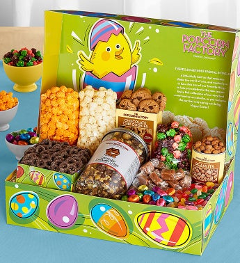 Popcorn Eggceptional Snackers Choice Box