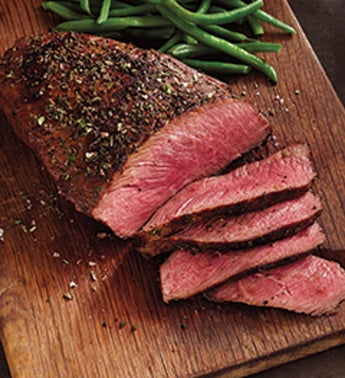 USDA Choice London Broil - Stock Yards