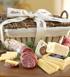 Californian Sausage & Cheese Hamper - gluten free