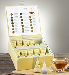 Tea Forte® Tea Chest Classic Blends Collection