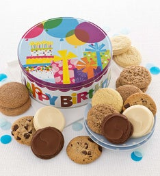 Cheryl's Musical Birthday Gift Tin - Sugar Free