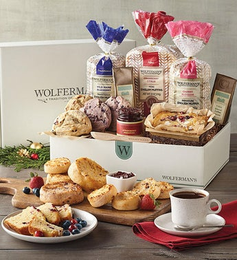 Wolfermans Berry Breakfast Box