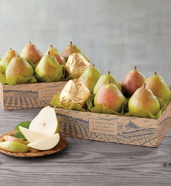 Harry & David® Royal Verano Pears Gift Box