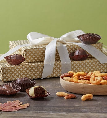 Fannie May Fall Chocolates Duo