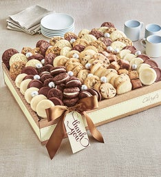 Cheryls Classic Thank You Dessert Tray