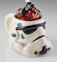 Disney Star Wars Character Mugs with Candy