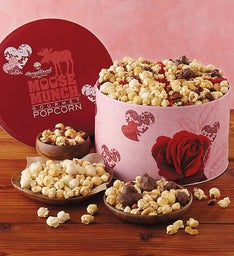 Harry & David® Moose Munch® Valentines Tin