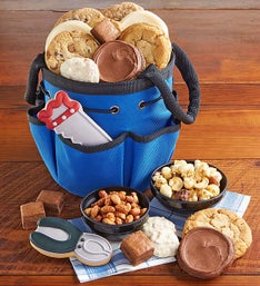 Cheryl's Father's Day Tool Caddy with Treats