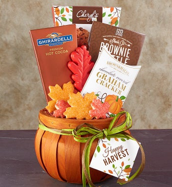 Autumn Splendor Gift Basket