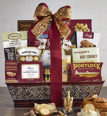 Taste of Tradition Gourmet Gift Basket