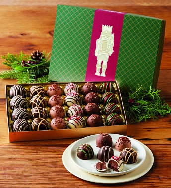 Harry & David® Ltd Edition Holiday Truffle Box