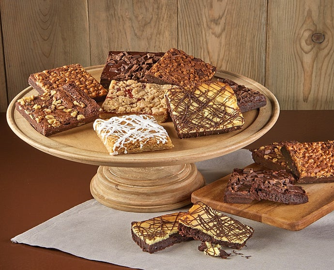 Bake Me A Wish! Assorted Brownies