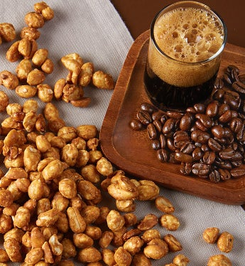 Coffee Stout Peanuts