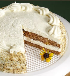 Bake Me A Wish! Carrot Cake