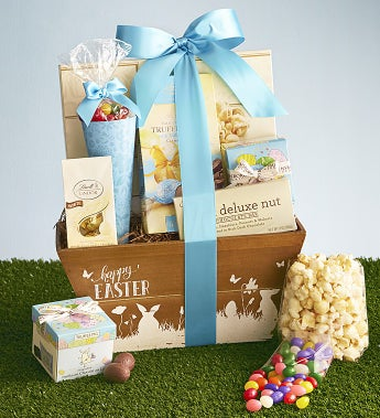 Easter Delights Gourmet Gift Basket
